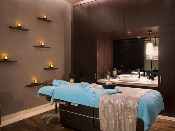 Spa Treatment Room, Saadiyat Rotana