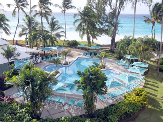 Turtle Beach by Elegant Hotels lap pool