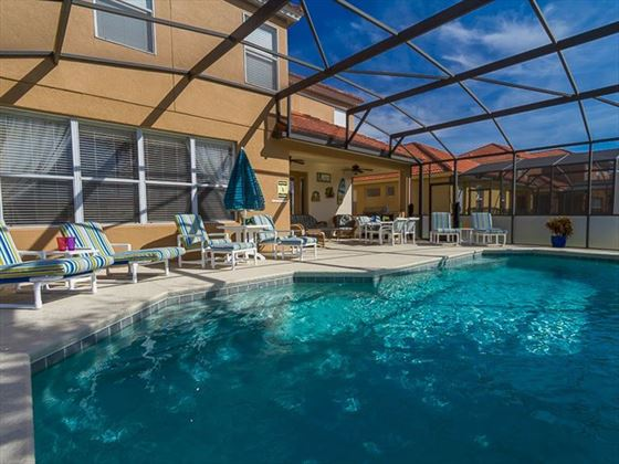 Typical Bella Vida Pool
