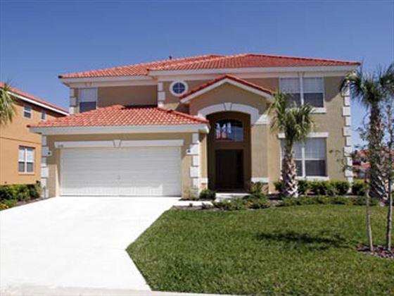 Typical Solana Villa