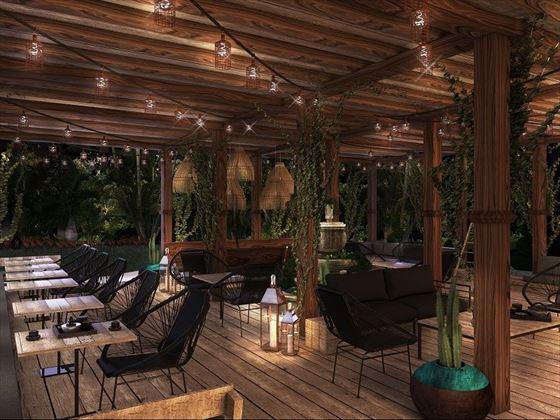 UNICO 20 87 - Cueva Siete Restaurant (artist's impression)