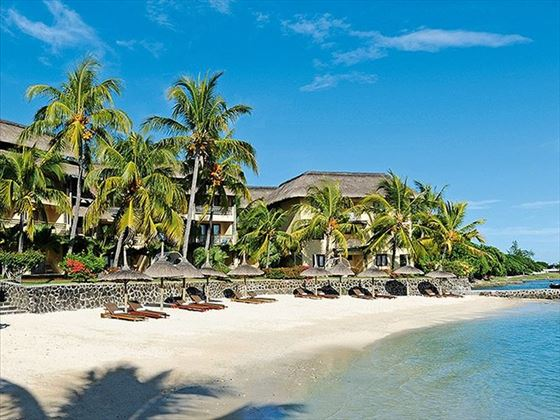Veranda Paul and Virginie hotel and beach