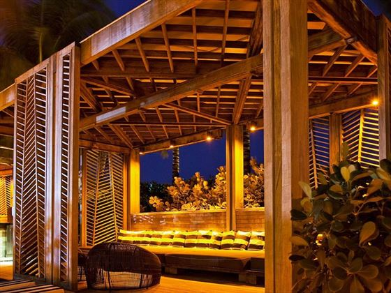WET Cabana