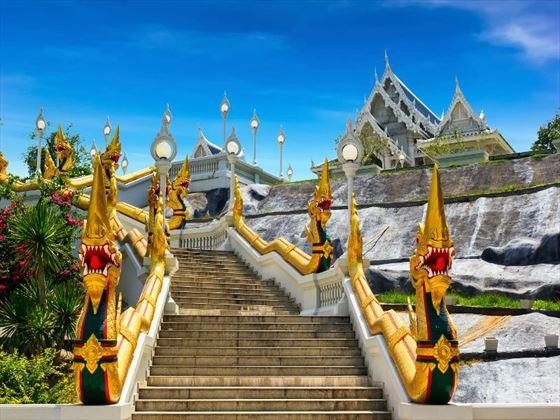Wat Kaew Korawaram in Krabi