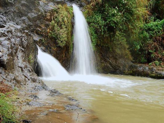 Waterfall at Sagada