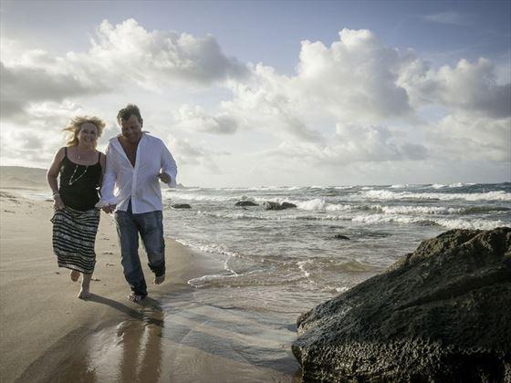 Fun & romance at Waves Hotel & Spa
