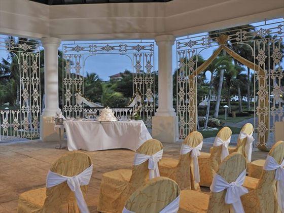 Princesa Del Mar wedding setting