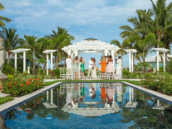 Weddings at Sandals Emerald Bay