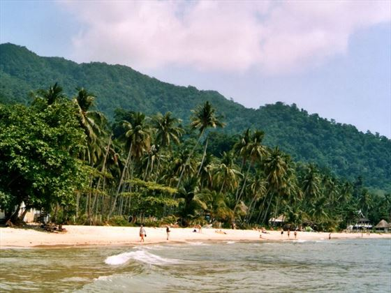 West coast, Koh Chang