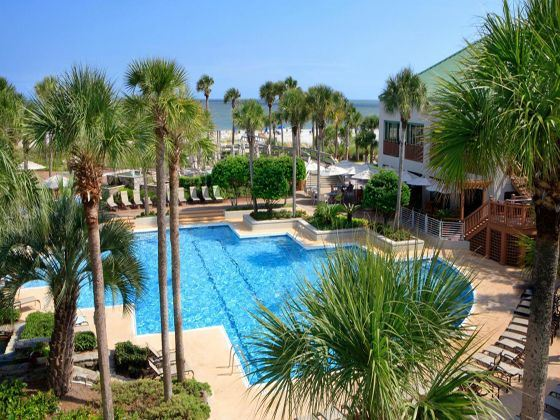 The Westin Hilton Head Island Resort & Spa Outdoor Swimming Pool