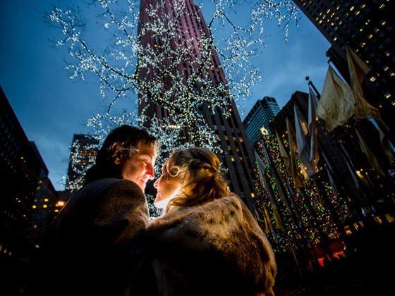 Twilight romance, New York