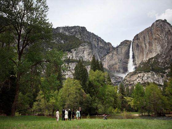 Stunning Yosemite views
