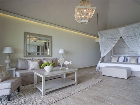 Zawadi Hotel villa interior