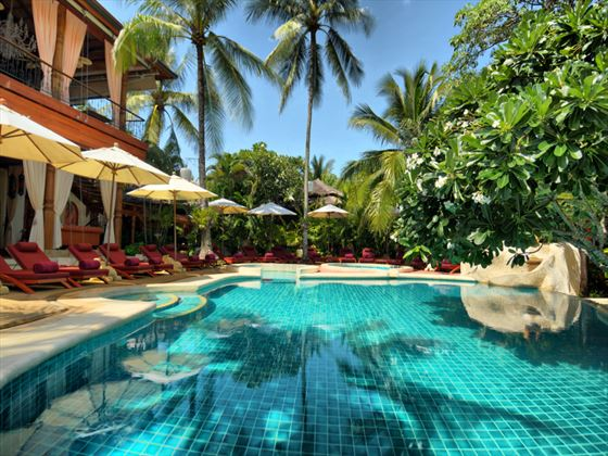 Zazen Boutique Resort swimming pool