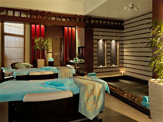 Zen the Spa at Fujairah Rotana Resort & Spa