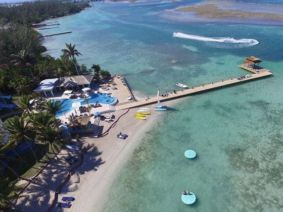 Zoetry Montego Bay aerial view