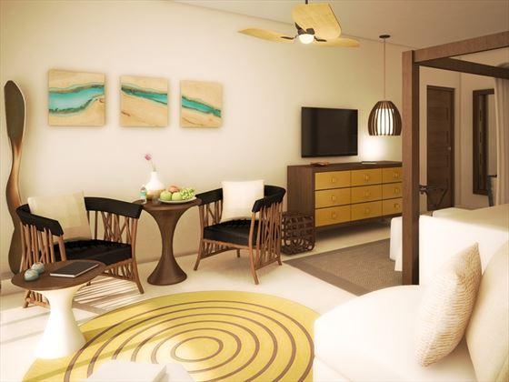 Master Suite Ocean View - artist's impression