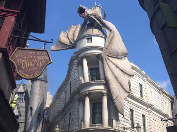 gringotts bank harry potter