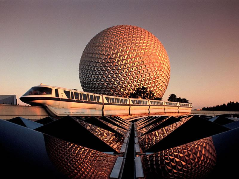 Epcot Walt Disney World Orlando CR