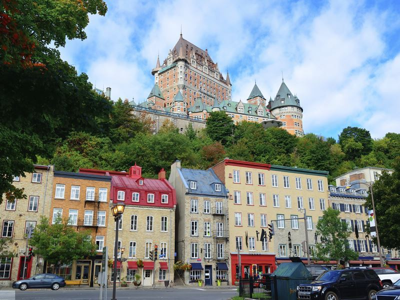 Exploring Quebec City2