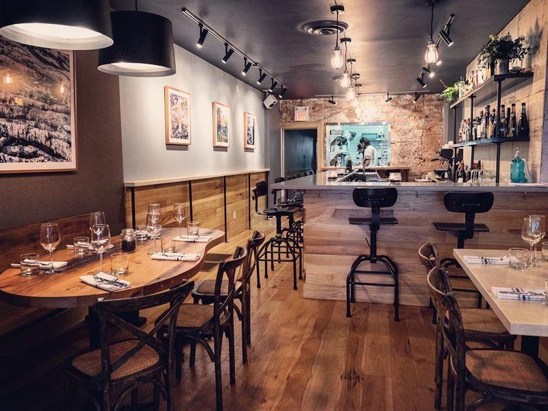 antler kitchen bar toronto