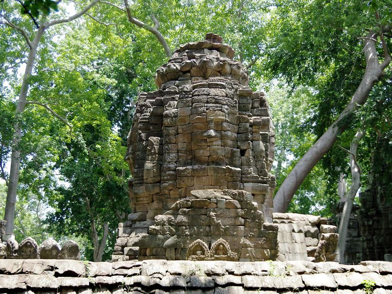 banteay chhmar temple cambodia