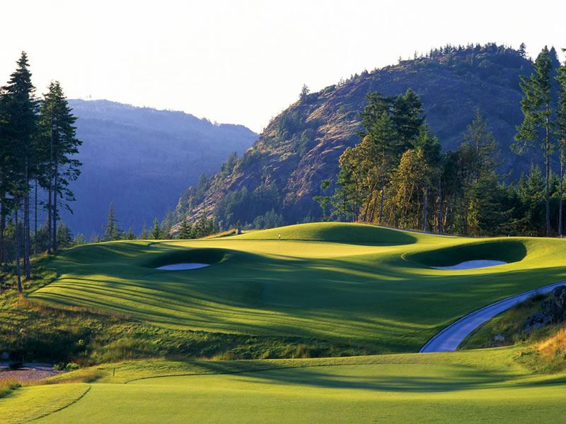 bear mountain vancouver island mountain course
