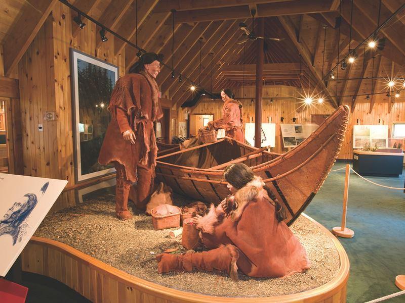 beothuk interpretation centre boyds cove