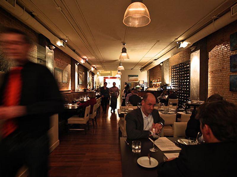 blink restaurant and bar