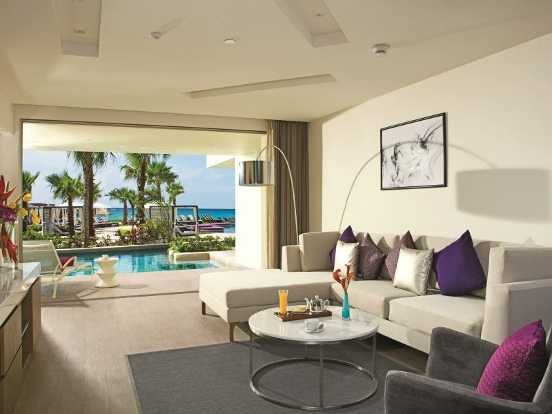 breathless riviera cancun xhale master suite ocean front