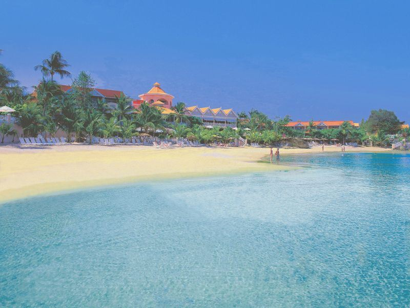 coco reef tobago beach and hotel