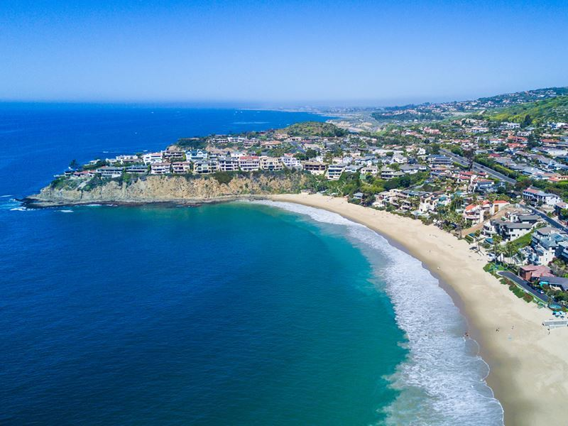 Crescent Bay, Laguna Beach, California