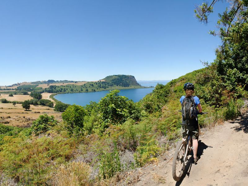 cycling in taupo