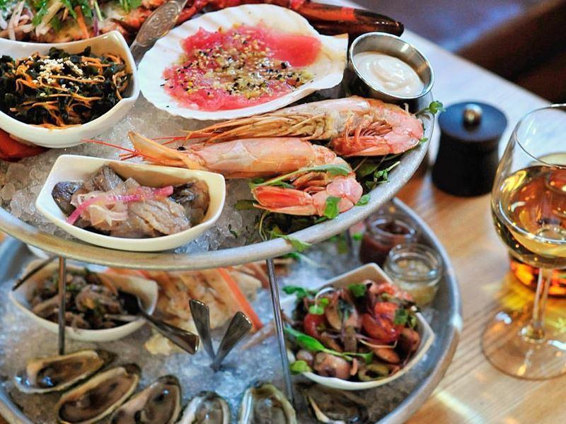 dining agricola street brasserie halifax