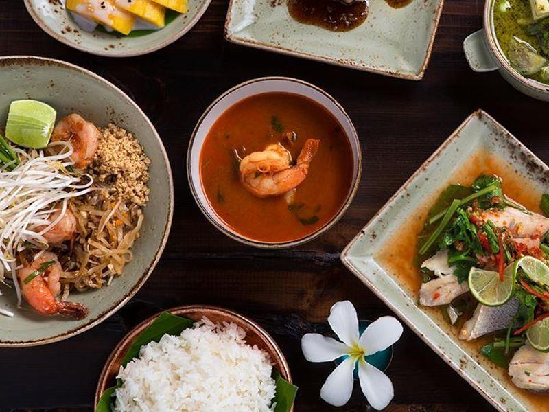 dining pai thai madinat jumeirah