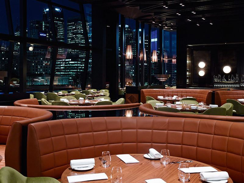 Dinner by Heston, Melbourne