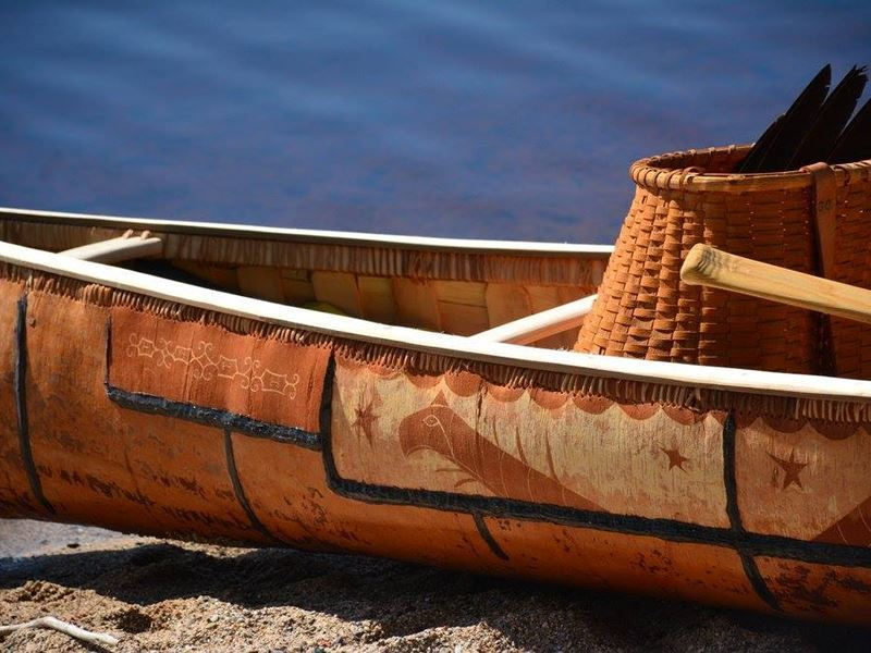 first nations canoe kejimkujik