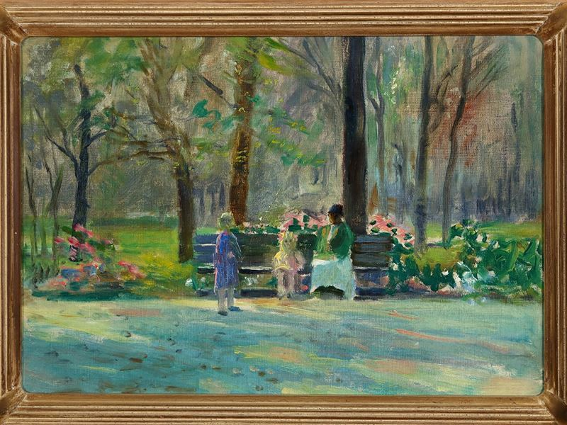 forsyth park painting jepson center