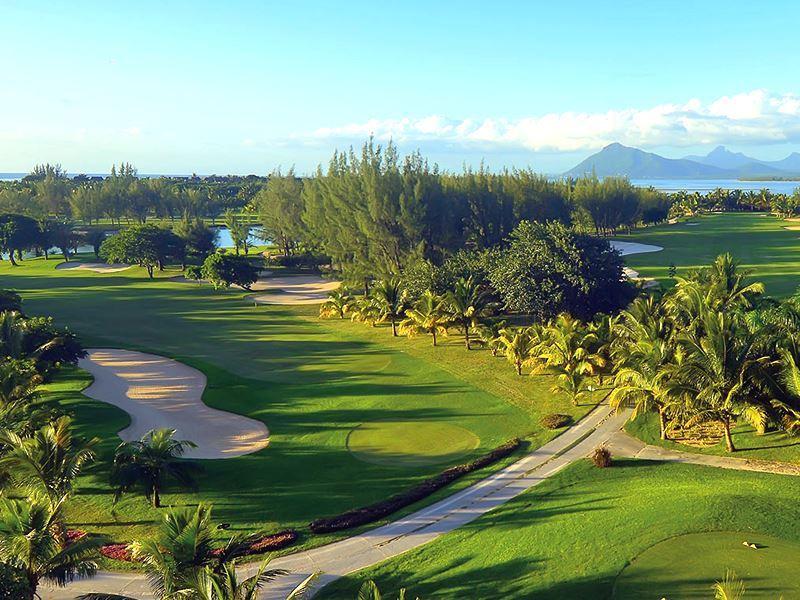 golf beachcomber mauritius