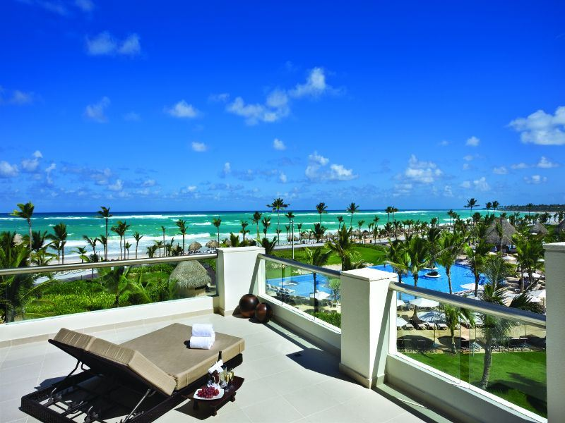 hard rock punta cana balcony view of beach