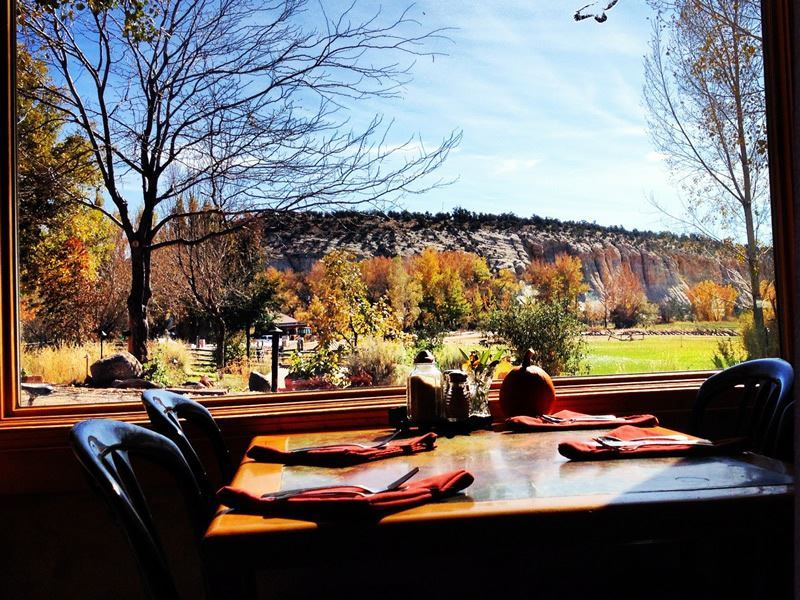 Hell's Backbone Grill, Boulder, Utah