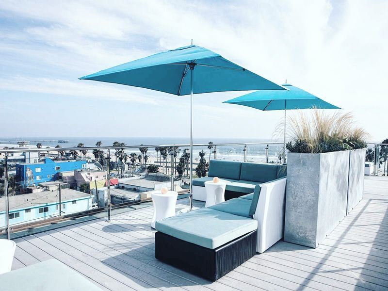 high rooftop lounge venice beach