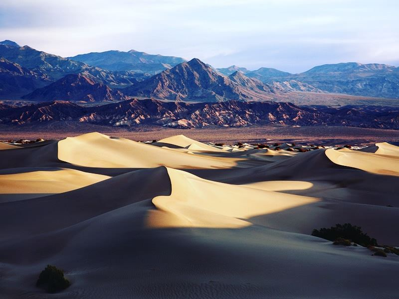 iconic death valley