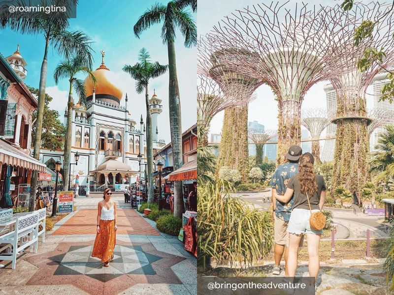 insta las singapore