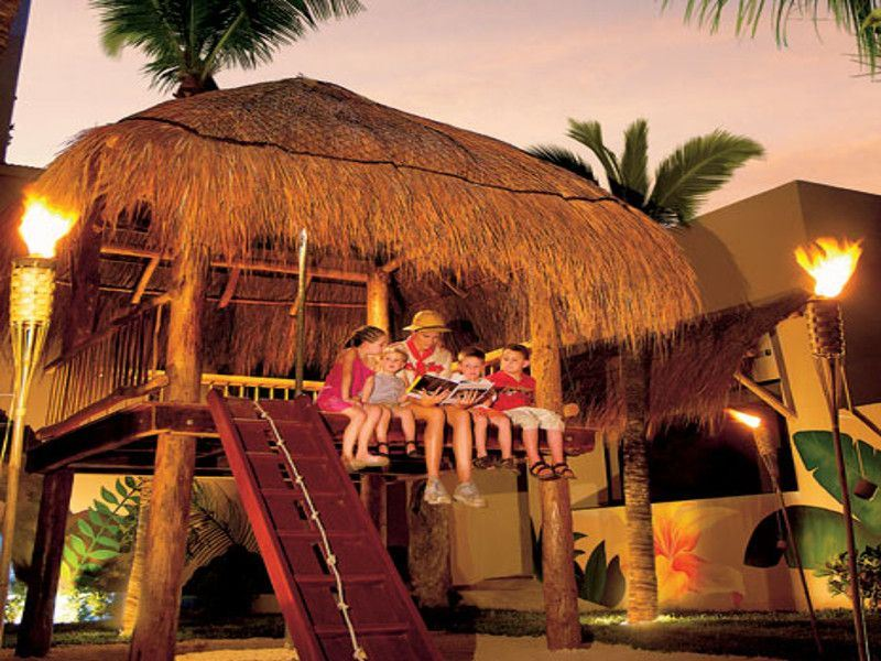 kids club at dreams puerto aventuras