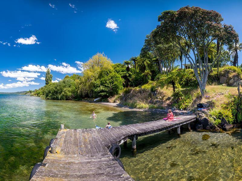 lake tarawera rotorua adrian hodge