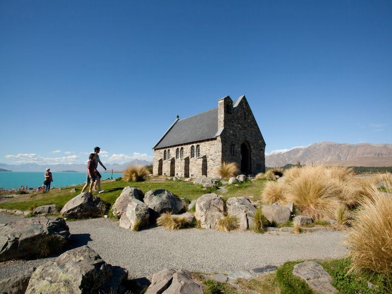 lake tekapo   church of the good shepherd   cct