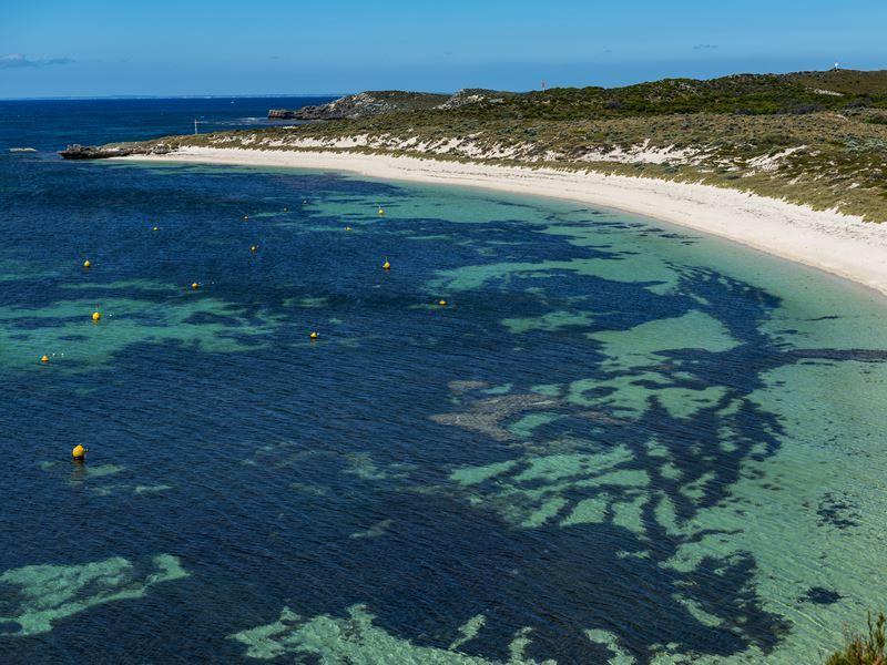 lucky bay near esperance western australia