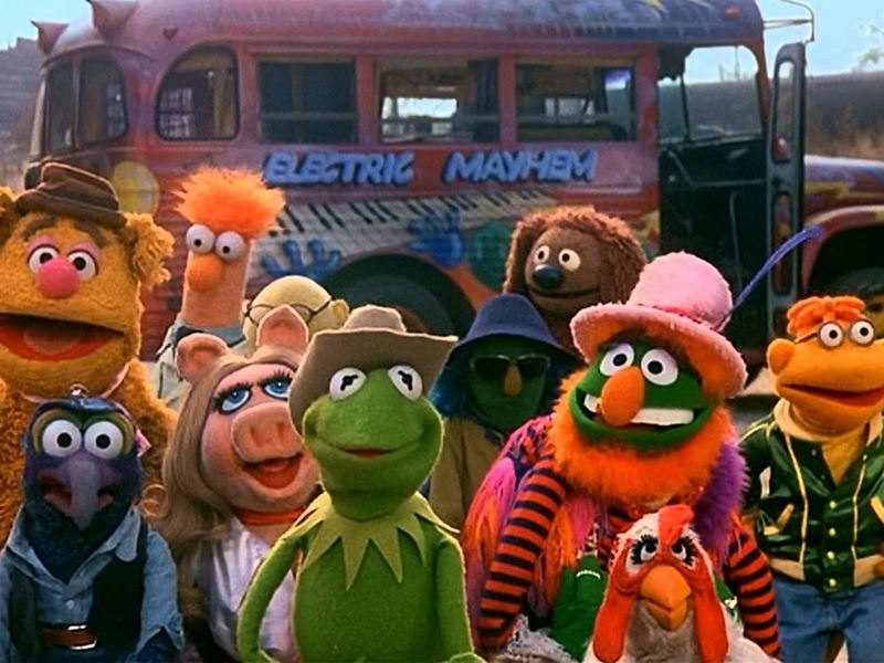 muppet movie 1979