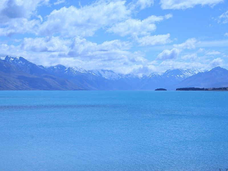 nigel brown lake pukaki southern alps